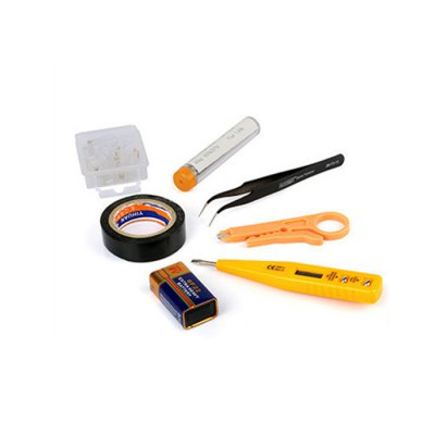 JAKEMY JM - P15 17 in 1 Soldering Iron Kit Networking Tool