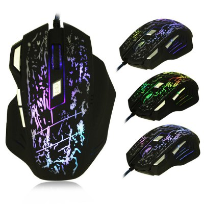 bEITRS X3 Wired Gaming Mouse