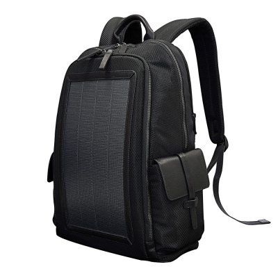 MAYTREE 25L 7W Solar Panel Backpack for Outdoor Activities