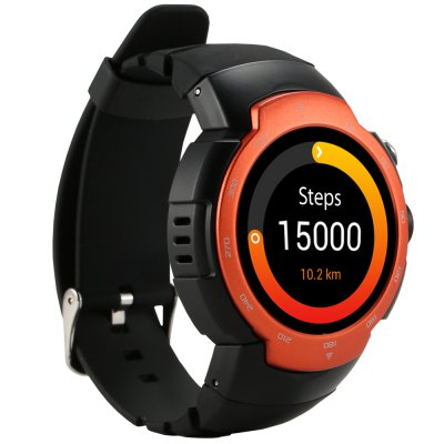 Zeblaze Blitz 3G Smartwatch PhoneSmart Watch Phone<br>Zeblaze Blitz 3G Smartwatch Phone<br><br>Additional Features: Bluetooth, Wi-Fi, 3G, Waterproof, Sound Recorder, People, Notification, GPS, 2G<br>Battery: 480mAh Built-in<br>Bluetooth: Yes<br>Bluetooth Version: V4.0<br>Brand: Zeblaze<br>Camera type: Single camera<br>Cell Phone: 1<br>Charger: 1<br>Compatible OS: Android<br>Cores: Quad Core, 1.3GHz<br>CPU: MTK6580<br>External Memory: Not Supported<br>Frequency: GSM 850/900/1800/1900MHz WCDMA 850/2100MHz<br>Front camera: 2.0MP<br>Functions: Pedometer, Heart rate measurement<br>GPS: Yes<br>GPU: Mali-400 MP<br>Languages: TraditionalChinese, SimplifiedChinese, English, Japanese, French, Croatian, Hungarian, Dutch, NorwegianBokmal, Slovak, Greek, Arabic, Czech, Danish, Finnish, German, Ukrainian, Hebrew, Italian, Korean<br>Micro USB Slot: Yes<br>Music format: MP3<br>Network type: GSM+WCDMA<br>OS: Android 5.1<br>Package size: 12.00 x 12.00 x 9.50 cm / 4.72 x 4.72 x 3.74 inches<br>Package weight: 0.2500 kg<br>Picture format: JPEG<br>Product size: 4.90 x 4.90 x 1.30 cm / 1.93 x 1.93 x 0.51 inches<br>Product weight: 0.0680 kg<br>RAM: 512MB<br>ROM: 4GB<br>Screen resolution: 360 x 360<br>Screen size: 1.33 inch<br>Screen type: Corning Gorilla Glass 3<br>Screwdriver: 1<br>SIM Card Slot: Single SIM<br>Speaker: Supported<br>Support 3G : Yes<br>Type: Watch Phone<br>USB Cable: 1<br>User Manual: 1<br>Video format: MP4<br>WIFI: 802.11b/g/n wireless internet<br>Wireless Connectivity: Bluetooth 4.0