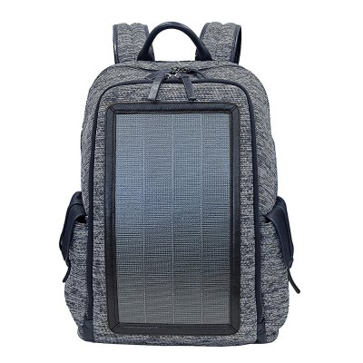 MAYTREE 25L 7W Solar Panel Backpack for Outdoor ActivitiesBackpacks<br>MAYTREE 25L 7W Solar Panel Backpack for Outdoor Activities<br><br>Bag Capacity: 25L<br>Capacity: 21 - 30L<br>Color: Black,Gray<br>Features: Waterproof<br>For: Hiking, Cycling, Traveling, Climbing, Casual, Sports<br>Material: Nylon<br>Package Contents: 1 x Outdoor Backpack with 7W Solar Panel<br>Package size (L x W x H): 47.00 x 38.50 x 10.00 cm / 18.5 x 15.16 x 3.94 inches<br>Package weight: 2.040 kg<br>Product size (L x W x H): 45.00 x 35.00 x 16.00 cm / 17.72 x 13.78 x 6.3 inches<br>Product weight: 1.400 kg<br>Type: Backpack