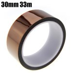 Polyimide Tape 30mm 33m