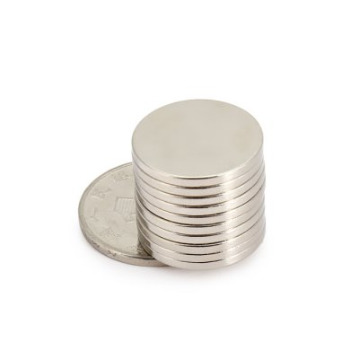 20 x 20 x 2mm N38 Powerful NdFeB Round Magnet for DIYClassic Toys<br>20 x 20 x 2mm N38 Powerful NdFeB Round Magnet for DIY<br><br>Features: DIY Toy<br>Materials: Magnet<br>Package Contents: 10 x Magnet<br>Package size: 7.00 x 3.00 x 2.00 cm / 2.76 x 1.18 x 0.79 inches<br>Package weight: 0.063 kg<br>Product weight: 0.055 kg<br>Series: Lifestyle<br>Theme: Trick