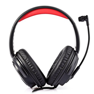 Kingston HYPERX Cloud Drone KHX - HSCD - BK - AS HeadsetsGaming Headphones<br>Kingston HYPERX Cloud Drone KHX - HSCD - BK - AS Headsets<br><br>Application: Portable Media Player, Mobile phone, Computer<br>Brand: Kingston<br>Cable Length (m): 1 m<br>Color: Black<br>Compatible with: Computer<br>Connectivity: Wired<br>Driver unit: 40mm<br>Frequency response: 20-20000Hz<br>Function: Noise Cancelling, Microphone, Answering Phone<br>Impedance: 24ohms<br>Model: KHX - HSCD - BK - AS<br>Package Contents: 1 x Gaming Headsets, 1 x 2m Extended Cable, 1 x English User Manual<br>Package size (L x W x H): 19.50 x 9.50 x 22.00 cm / 7.68 x 3.74 x 8.66 inches<br>Package weight: 0.500 kg<br>Plug Type: 3.5mm<br>Product size (L x W x H): 16.00 x 8.50 x 19.00 cm / 6.3 x 3.35 x 7.48 inches<br>Product weight: 0.223 kg<br>Sensitivity: 45dB<br>Wearing type: Headband