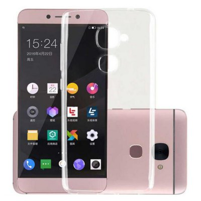 ASLING Transparent TPU Soft Case for Letv Max 2