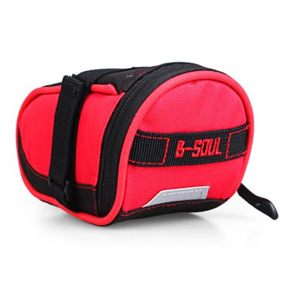 B - SOUL YA199 Wedge Bicycle Saddle Bag