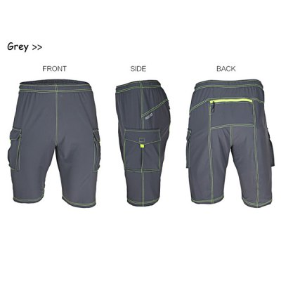 Arsuxeo DH - 1 Male Cycling Fifth Pants