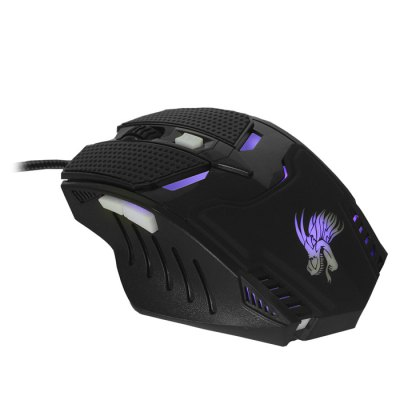 bEITRS X4 Wired USB Gaming Mouse with Six KeyMouse<br>bEITRS X4 Wired USB Gaming Mouse with Six Key<br><br>Color: Black<br>Connection: USB2.0<br>Features: Gaming<br>Interface: Wired<br>Material: Plastic<br>Model: X4<br>Package Contents: 1 x bEITRS X4 Wired USB Gaming Mouse<br>Package size (L x W x H): 13.00 x 9.20 x 4.50 cm / 5.12 x 3.62 x 1.77 inches<br>Package weight: 0.158 kg<br>Product size (L x W x H): 12.00 x 8.20 x 3.50 cm / 4.72 x 3.23 x 1.38 inches<br>Product weight: 0.124 kg<br>Resolution: 2400DPI<br>Suitable for: PC<br>Type: Mouse