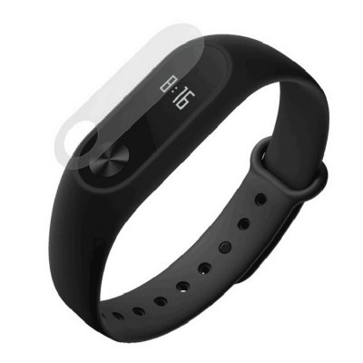 2PCS 0.1mm HD Protective Film for Xiaomi Miband 2