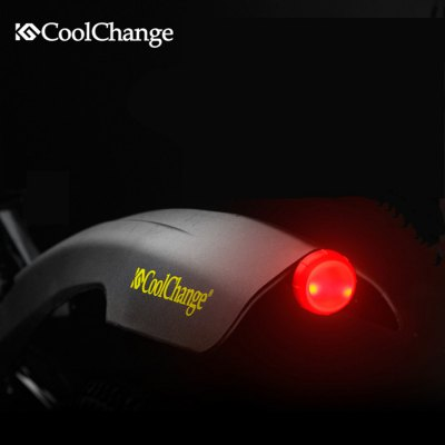 Coolchange 25008 Bike MudguardBike Parts<br>Coolchange 25008 Bike Mudguard<br><br>Brand: CoolChange<br>Type: mudguard<br>Material: PC<br>Color: Black,Blue,Gray<br>Product weight: 0.370 kg<br>Package weight: 0.570 kg<br>Package size (L x W x H): 60.00 x 13.00 x 8.00 cm / 23.62 x 5.12 x 3.15 inches<br>Package Contents: 1 x Coolchange Mudguard