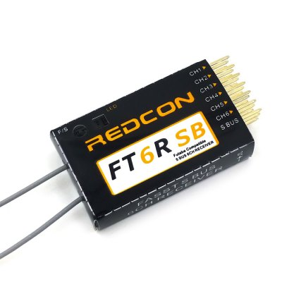 REDCON FT6RSB FASST Receiver