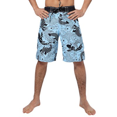 AUSTINBEM Short Beach Pants