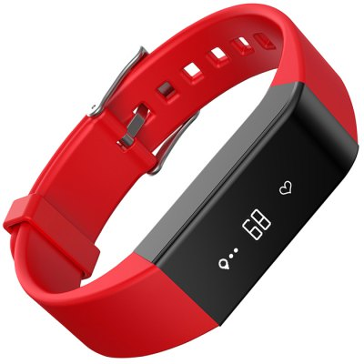 Vidonn A6 Dynamic Real-time Heart Rate Track Smart Wristband