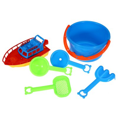 6pcs Children Outdoor Toy Sand Beach Tool