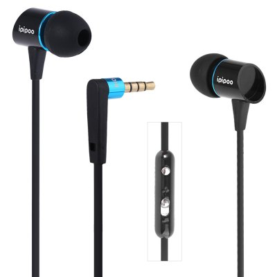 ipipoo A300Hi Super Bass In Ear Earphones with Mic