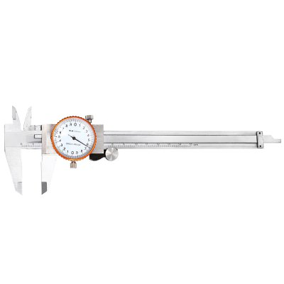 Stainless Steel Vernier CaliperOther Instruments<br>Stainless Steel Vernier Caliper<br><br>Material: Stainless Steel<br>Measurement range : 150mm<br>Measuring implement: Vernier caliper<br>Package Contents: 1 x High-precision Caliper Measurement Tool<br>Package size: 25.00 x 9.20 x 2.80 cm / 9.84 x 3.62 x 1.1 inches<br>Package weight: 0.325 kg<br>Primary functions: Measuring Tool<br>Product size: 23.30 x 7.70 x 1.50 cm / 9.17 x 3.03 x 0.59 inches<br>Product weight: 0.169 kg<br>Scope of application: Supermarket, Office, Market, Home appliance, Education, Agricultural, Industrial<br>Type: Measuring tools
