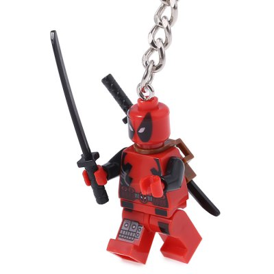 Cuet Soldier Mini Key Ring - 3.14 inch