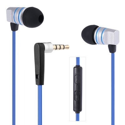 ipipoo A200Hi Super Bass In Ear Earphones with Mic