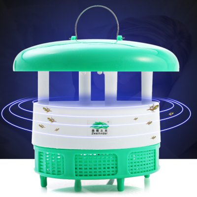 Zweihnder LED Mosquito Killing Lamp Photocatalyst Fly Trapper
