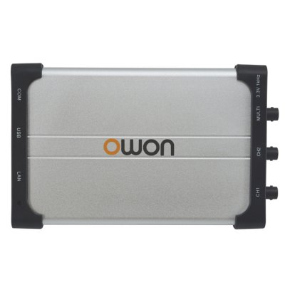 OWON VDS1022 PC Oscilloscope 25MHz 100MS/s 2 Channels