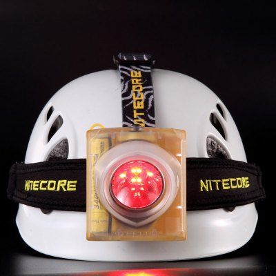 Nitecore EH1S Explosion-proof LED HeadlampHeadlights<br>Nitecore EH1S Explosion-proof LED Headlamp<br><br>Headlight Brand: Nitecore<br>Model: EH1S<br>Main Emitters: Cree XP-G2 S3<br>Emitters Quantity: 5<br>Luminous Flux: 260LM<br>Peak Beam Intensity: 10500cd<br>Color Temperature: 3500K / 4500K / 5500K<br>Feature: ATR (Advanced Temperature Regulation) Technology,Can be used as headlamp or bicycle light,Dual Light-source,Power indicator light<br>Function: Camping,EDC,Exploring,Fishing,Hiking,Household Use,Hunting,Night Riding,Walking<br>Switch Type: Clicky<br>Mode: 5 (High - Mid - Low - SOS - Location Beacon)<br>Battery Type: 18650<br>Battery Quantity: 1 x 3.6V 3400mAh 18650 battery (included)<br>Rechargeable: Yes<br>Waterproof: IP-68 Standard Water-resistant<br>Power Source: Battery,USB Charger<br>Working Voltage: 3.6V<br>Working Time: Max 60h<br>Reflector: Aluminum Smooth Reflector<br>Beam Distance: 200-300m<br>Body Material: Polycarbonate (PC)<br>Available Light Color: Neutral White,Warm White,White<br>Color: Yellow<br>Product weight: 0.151 kg<br>Package weight: 0.270 kg<br>Product size (L x W x H): 8.30 x 7.00 x 5.20 cm / 3.27 x 2.76 x 2.05 inches<br>Package size (L x W x H): 13.00 x 10.00 x 8.00 cm / 5.12 x 3.94 x 3.15 inches<br>Package Contents: 1 x Nitecore EH1S LED Headlamp (with 1 x 18650 Battery), 1 x USB Cable
