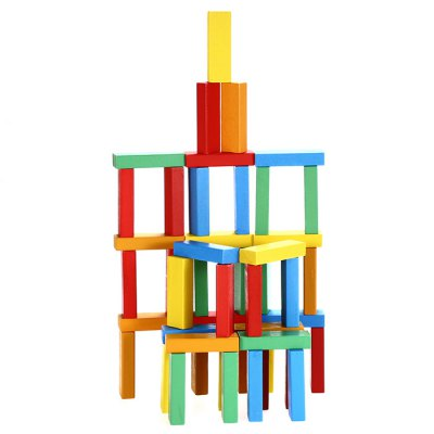 Brick Game Building Block Toy for Spatial ImaginationClassic Toys<br>Brick Game Building Block Toy for Spatial Imagination<br><br>Type: Building Blocks<br>Age: 3 Years+<br>Material: Wood<br>Design Style: Geometric Shape<br>Features: Educational<br>Puzzle Style: 3D Puzzle<br>Small Parts : Yes<br>Washing: No<br>Applicable gender: Unisex<br>Product weight: 0.885 kg<br>Package weight: 0.940 kg<br>Product size (L x W x H): 7.50 x 7.50 x 23.80 cm / 2.95 x 2.95 x 9.37 inches<br>Package size (L x W x H): 8.00 x 8.00 x 25.50 cm / 3.15 x 3.15 x 10.04 inches<br>Package Contents: 51 x Module, 1 x Dice