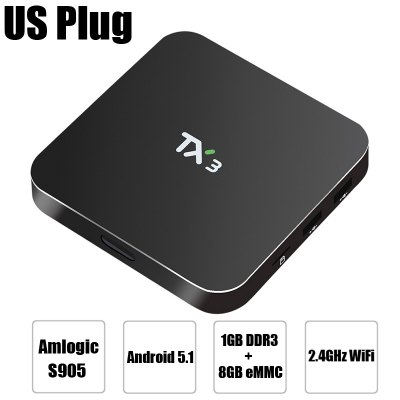 TX3 64Bit Android Smart TV for TV
