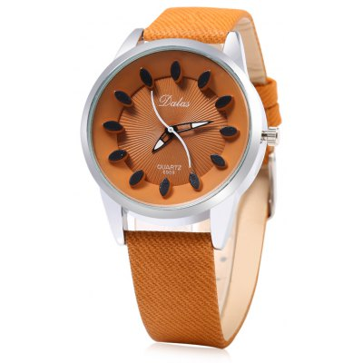 DALAS 6908 Casual Women Quartz Watch