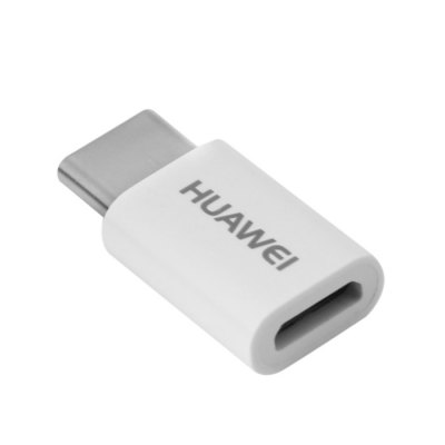 Huawei AP52 Original Data Sync Charge AdapterChargers &amp; Cables<br>Huawei AP52 Original Data Sync Charge Adapter<br><br>Color: White<br>Material ( Cable&amp;Adapter): PC<br>Package Contents: 1 x Micro USB to Type-C Adapter<br>Package size (L x W x H): 13.00 x 8.50 x 1.60 cm / 5.12 x 3.35 x 0.63 inches<br>Package weight: 0.035 kg<br>Product Size(L x W x H): 2.20 x 1.10 x 0.60 cm / 0.87 x 0.43 x 0.24 inches<br>Product weight: 0.002 kg<br>Type: Adapter