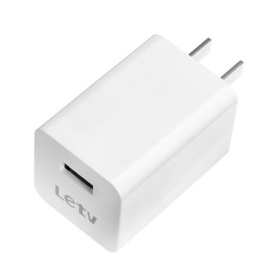 Letv EQ - 24ACN Original Power Charger AdapterChargers &amp; Cables<br>Letv EQ - 24ACN Original Power Charger Adapter<br><br>Color: White<br>Material ( Cable&amp;Adapter): ABS<br>Package Contents: 1 x Power Adapter<br>Package size (L x W x H): 9.10 x 9.10 x 5.00 cm / 3.58 x 3.58 x 1.97 inches<br>Package weight: 0.132 kg<br>Product Size(L x W x H): 6.70 x 3.40 x 3.40 cm / 2.64 x 1.34 x 1.34 inches<br>Product weight: 0.044 kg<br>Type: Adapter