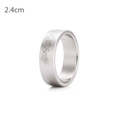 Magic Trick Magnetic Finger Ring for Show - 24mm