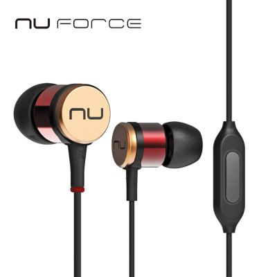 Nuforce NE730M Dynamic HiFi In Ear Earphones