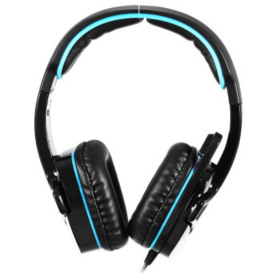 SADES SA - 708 Stereo Gaming Headset 3.5mm Plug Design