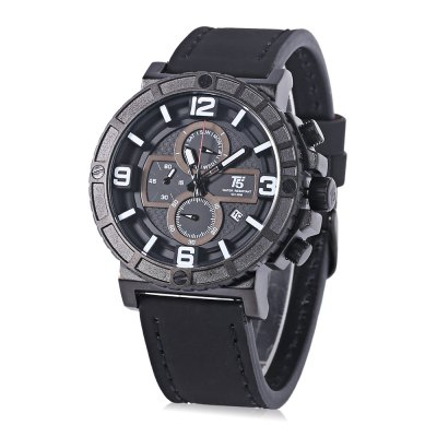 T5 H3452G Casual Men Quartz Watch
