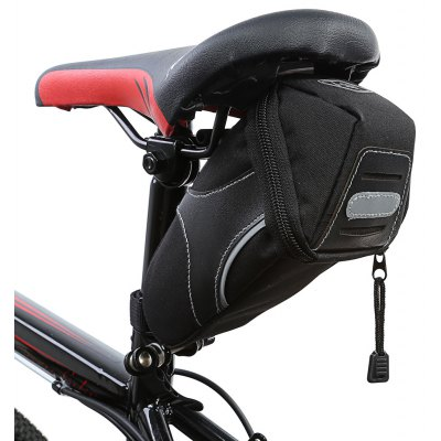 B - SOUL YA130 Bicycle Saddle Seat Bag