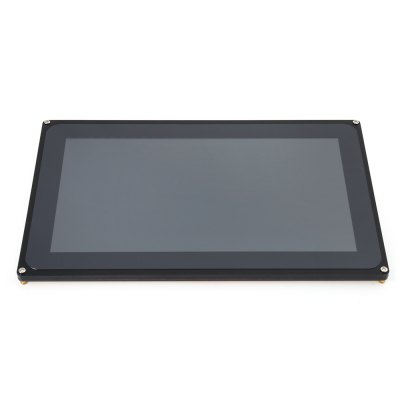 10.1 inch HDMI interface 1024 x 600 Capacitive Touch ScreenOther Accessories<br>10.1 inch HDMI interface 1024 x 600 Capacitive Touch Screen<br><br>Color: Black<br>Mainly Compatible with: Raspberry Pi<br>Package Contents: 1 x 10.1 inch Capacitive Touch LCD, 1 x HDMI LCD Control Board, 1 x HDMI Cable, 1 x USB Type A Plug to Micro B Plug Cable, 1 x 40-pin FFC, 1 x Case for 10.1 inch LCD, 1 x Screws Pack, 2 x Bottom Holde<br>Package Size(L x W x H): 30.00 x 20.00 x 6.00 cm / 11.81 x 7.87 x 2.36 inches<br>Package weight: 1.268 kg<br>Product Size(L x W x H): 26.50 x 17.00 x 1.00 cm / 10.43 x 6.69 x 0.39 inches<br>Product weight: 0.711 kg
