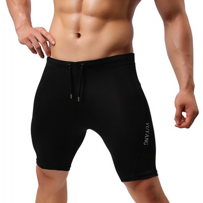 YUYANG Men Swimming Trunks