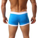 best YUYANG Men Swimming Boxer Shorts
