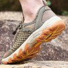 Male Breathable Upstream Shoes with Breathable Mesh Upper deal