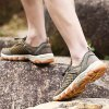 Male Breathable Upstream Shoes with Breathable Mesh Upper for sale