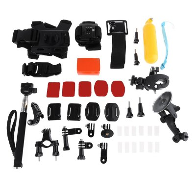 AT399 15 in 1 Action Camera Accessory Kit