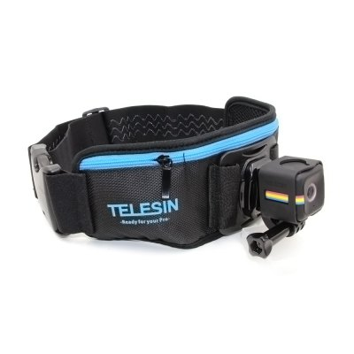 TELESIN Waistband with Protective Frame Cage for Polaroid Cube / Cube+
