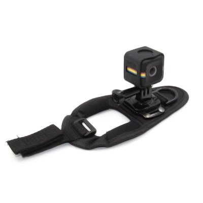 TELESIN Hand Band with Frame Housing for Polaroid Cube / Cube+