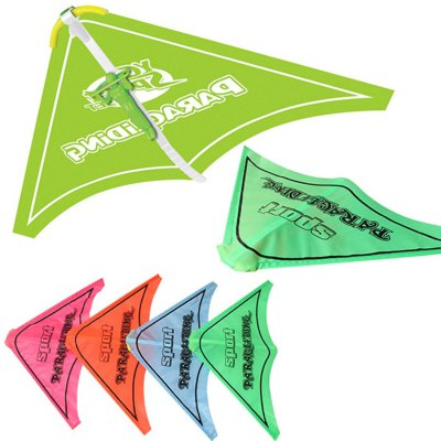 Hand Pull Flying GliderOutdoor Fun &amp; Sports<br>Hand Pull Flying Glider<br><br>Materials: Plastic<br>Theme: Sport<br>Features: DIY Toy<br>Series: Entertainment<br>Package weight: 0.035 kg<br>Product size: 44.00 x 30.00 x 10.00 cm / 17.32 x 11.81 x 3.94 inches<br>Package size: 30.00 x 5.00 x 5.00 cm / 11.81 x 1.97 x 1.97 inches<br>Package Contents: 1 x Flying Glider