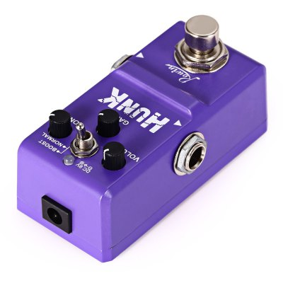 ROWIN LN - 301B Guitar Effect PedalGuitar Parts<br>ROWIN LN - 301B Guitar Effect Pedal<br><br>Materials: Metal<br>Package Contents: 1 x Guitar Distortion Effector, 1 x English Manual<br>Package size: 10.00 x 5.00 x 5.00 cm / 3.94 x 1.97 x 1.97 inches<br>Package weight: 0.153 kg<br>Product size: 9.50 x 4.50 x 4.80 cm / 3.74 x 1.77 x 1.89 inches<br>Suitable for: Guitar<br>Type: Effects