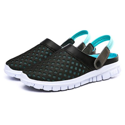 927 Men Air-mesh SlippersMens Slippers<br>927 Men Air-mesh Slippers<br><br>Gender: Men<br>Model Number: 927<br>Package Content: 1 x Pair of 927 Men Air-mesh Slippers<br>Package size: 27.00 x 13.00 x 12.00 cm / 10.63 x 5.12 x 4.72 inches<br>Package weight: 0.6900 kg<br>Product weight: 0.2400 kg<br>Size: 38,39,40,41,42,43,44