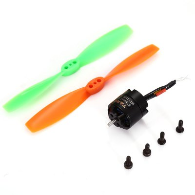 Tarot TL150M3 5 Degree Bevel 3800KV Brushless Motor Set