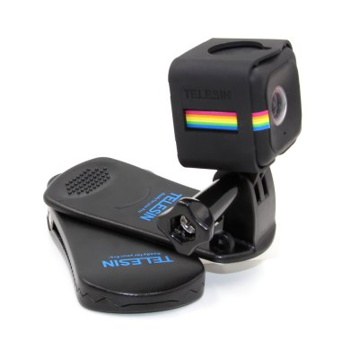 TELESIN Backpack Clip for Polaroid Cube / Cube+