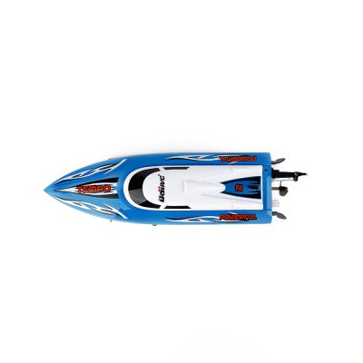 UDI 002 RC Racing BoatRC Boats<br>UDI 002 RC Racing Boat<br><br>Brand: UDI<br>Channel: 4-Channels<br>Charging Time: About 80mins<br>Detailed Control Distance: 70~80m<br>Functions: Auto 180 Degree Turnover, Forward/backward, Turn left/right<br>Material: Electronic Components, Plastic<br>Package Contents: 1 x Boat, 1 x Transmitter, 1 x 3.7V 650mAh Battery, 1 x USB Charger, 1 x Propeller, 1 x English Manual, 1 x Boat Stand Accessory<br>Package size (L x W x H): 47.30 x 32.00 x 14.00 cm / 18.62 x 12.6 x 5.51 inches<br>Package weight: 1.425 kg<br>Playing Time: 6~8mins<br>Product size (L x W x H): 42.80 x 11.30 x 8.00 cm / 16.85 x 4.45 x 3.15 inches<br>Remote Control: 2.4GHz Wireless Remote Control<br>Transmitter Power: 4 x 1.5V AA battery (not included)<br>Type: RC Boats