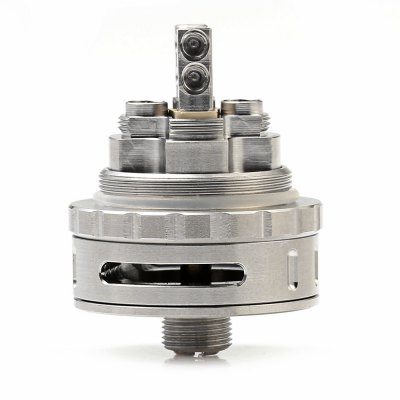 Geekvape Replacement Base for Griffin 25 RTA AtomizerAccessories<br>Geekvape Replacement Base for Griffin 25 RTA Atomizer<br><br>Brand: Geekvape<br>Type: Electronic Cigarettes Accessories<br>Accessories type: Base and Deck<br>Material: Stainless Steel<br>Available color: Black,Silver<br>Product weight: 0.034 kg<br>Package weight: 0.054 kg<br>Product size (L x W x H): 2.50 x 2.50 x 3.20 cm / 0.98 x 0.98 x 1.26 inches<br>Package size (L x W x H): 3.50 x 3.50 x 4.20 cm / 1.38 x 1.38 x 1.65 inches<br>Package Contents: 1 x Geekvape Replacement Base for Griffin 25 RTA Atomizer
